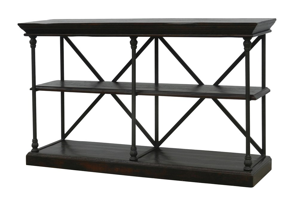 Chestnut & Cobre 65 Inch Media Console