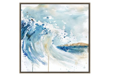 Picture-Watercolor Wave