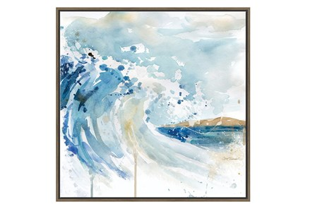 Picture-Watercolor Wave - Main
