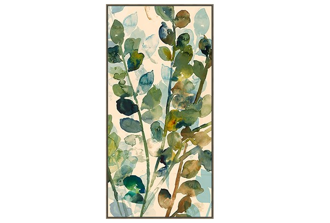Picture-Watercolor Leaves - 360