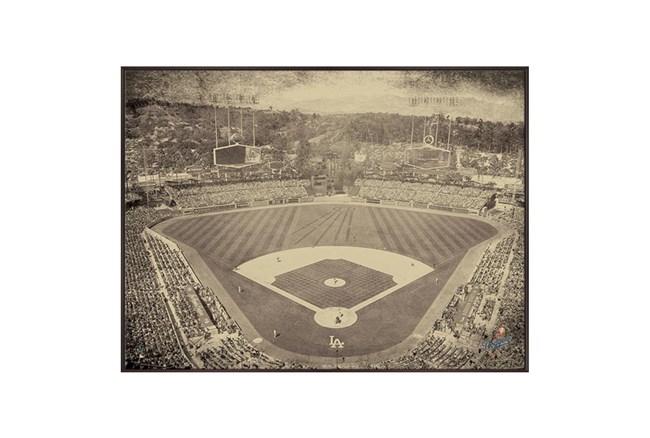 Picture-Vintage Dodgers Stadium - 360