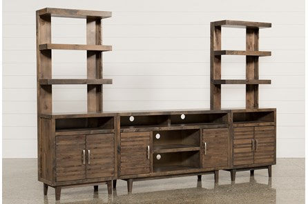 Thorndale 3 Piece Entertainment Center W/62 Inch Console - Main