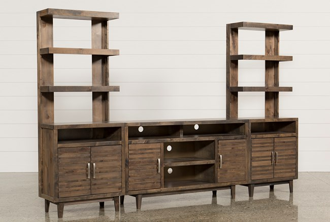 Thorndale 3 Piece Entertainment Center W/62 Inch Console - 360