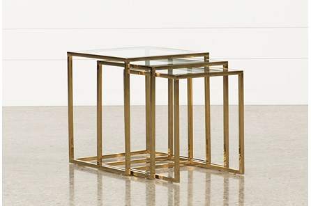Calins 3 Piece Nesting Tables - Main
