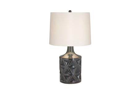 Table Lamp-Starburst Grey - Main