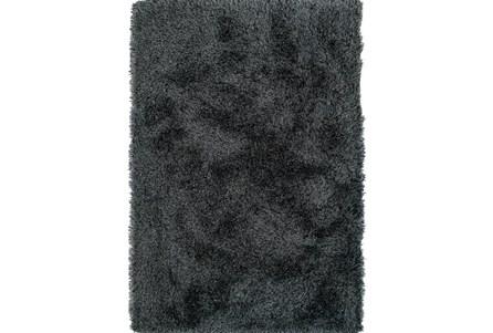 60X90 Rug-Lustre Shag Midnight