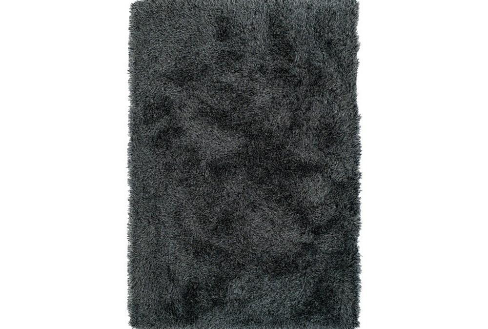 8'x10' Rug-Lustre Shag Midnight