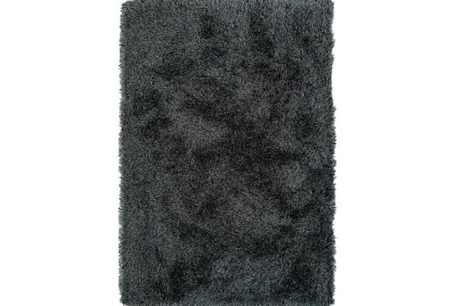 96X120 Rug-Lustre Shag Midnight - 360