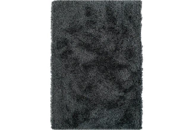 108X156 Rug-Lustre Shag Midnight - 360