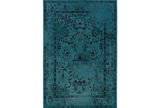 63X90 Rug-Kateri Turquoise - 360