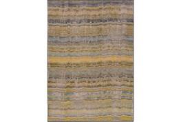 48X69 Rug-Ravi Stripes Blue