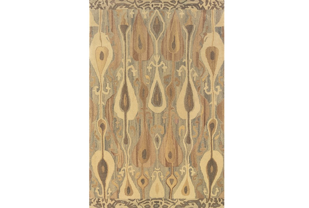"""3'5""""x5'5"""" Rug-Foxtail Taupe"""