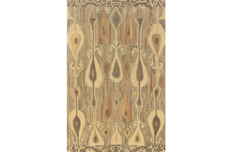 42X66 Rug-Foxtail Taupe