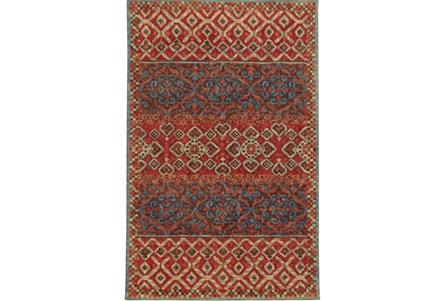 60X96 Rug-Ahmet Crimson