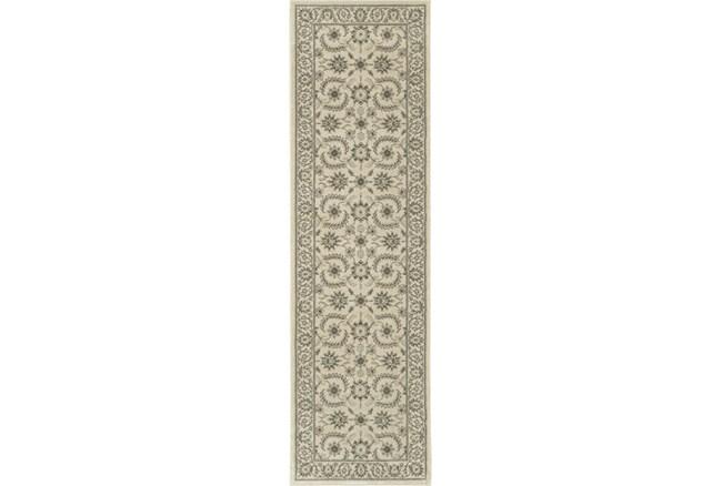 27X90 Rug-Corinthian Taupe - 360