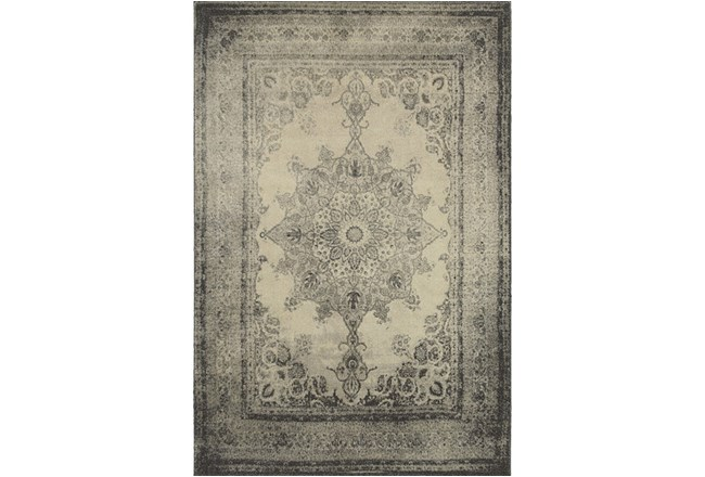 94X130 Rug-Picabo Charcoal - 360