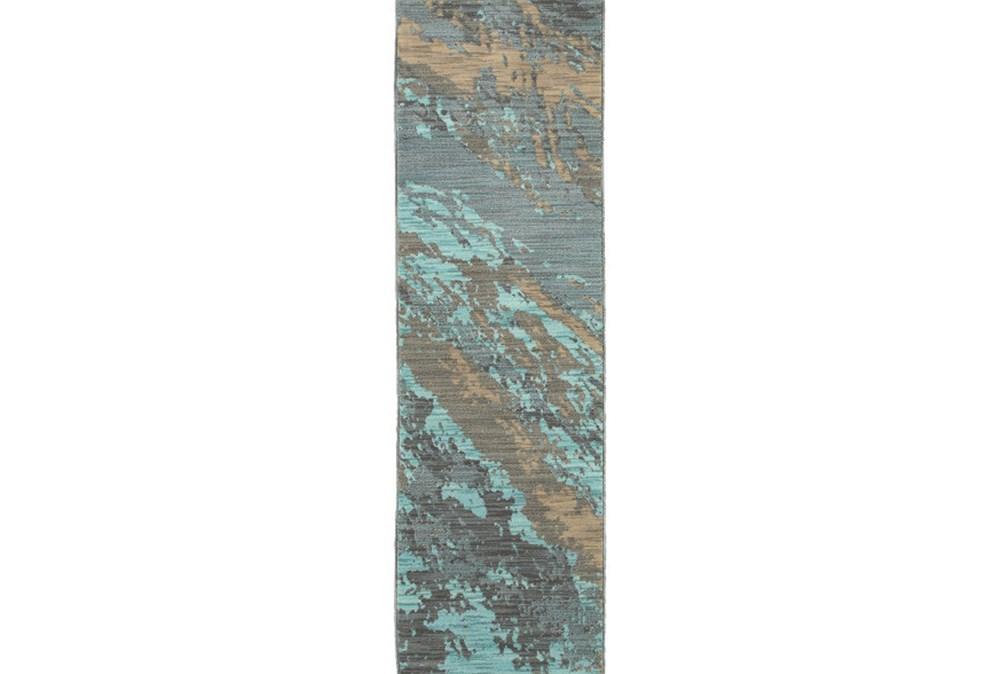 27X90 Rug-Striker Cobalt