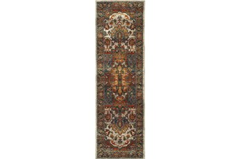 27X90 Rug-Oriana Sunset