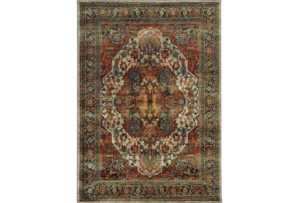 94X130 Rug-Oriana Sunset
