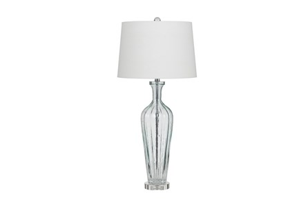 Table Lamp-Tulip Glass - Main