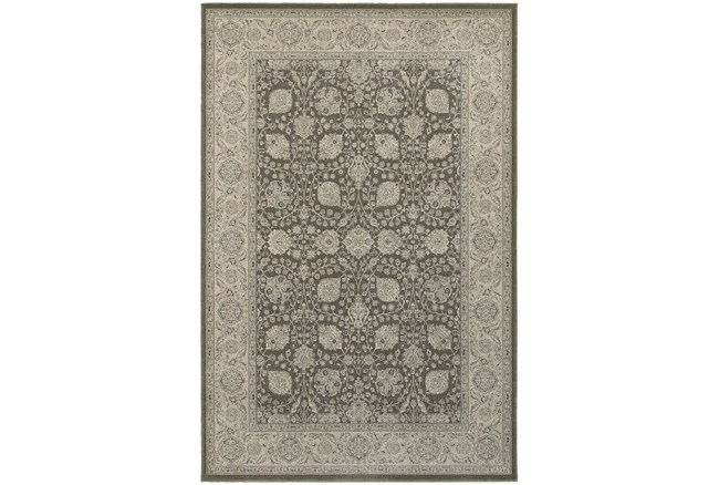 22X36 Rug-Guinevere Charcoal - 360