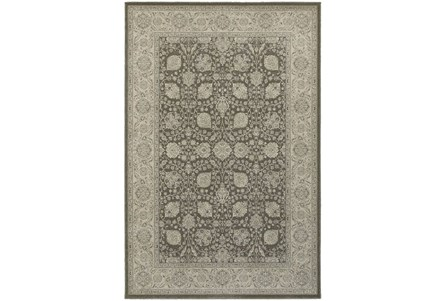46X65 Rug-Guinevere Charcoal
