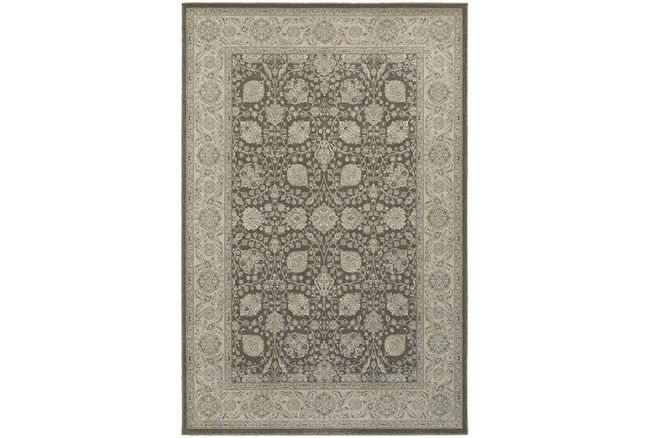 46X65 Rug-Guinevere Charcoal - 360