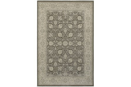63X90 Rug-Guinevere Charcoal - Main