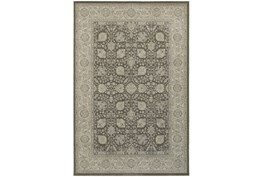 79X114 Rug-Guinevere Charcoal
