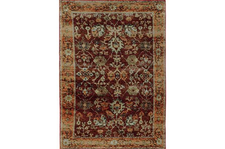 94X130 Rug-Mariam Moroccan Spice - Main