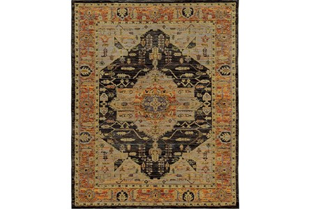 79X114 Rug-Tandy Gold