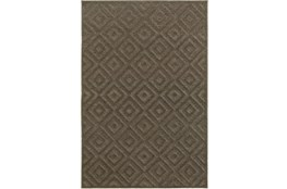 118X154 Rug-Claudia Charcoal Diamonds