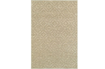 118X154 Rug-Claudia Ivory Diamonds