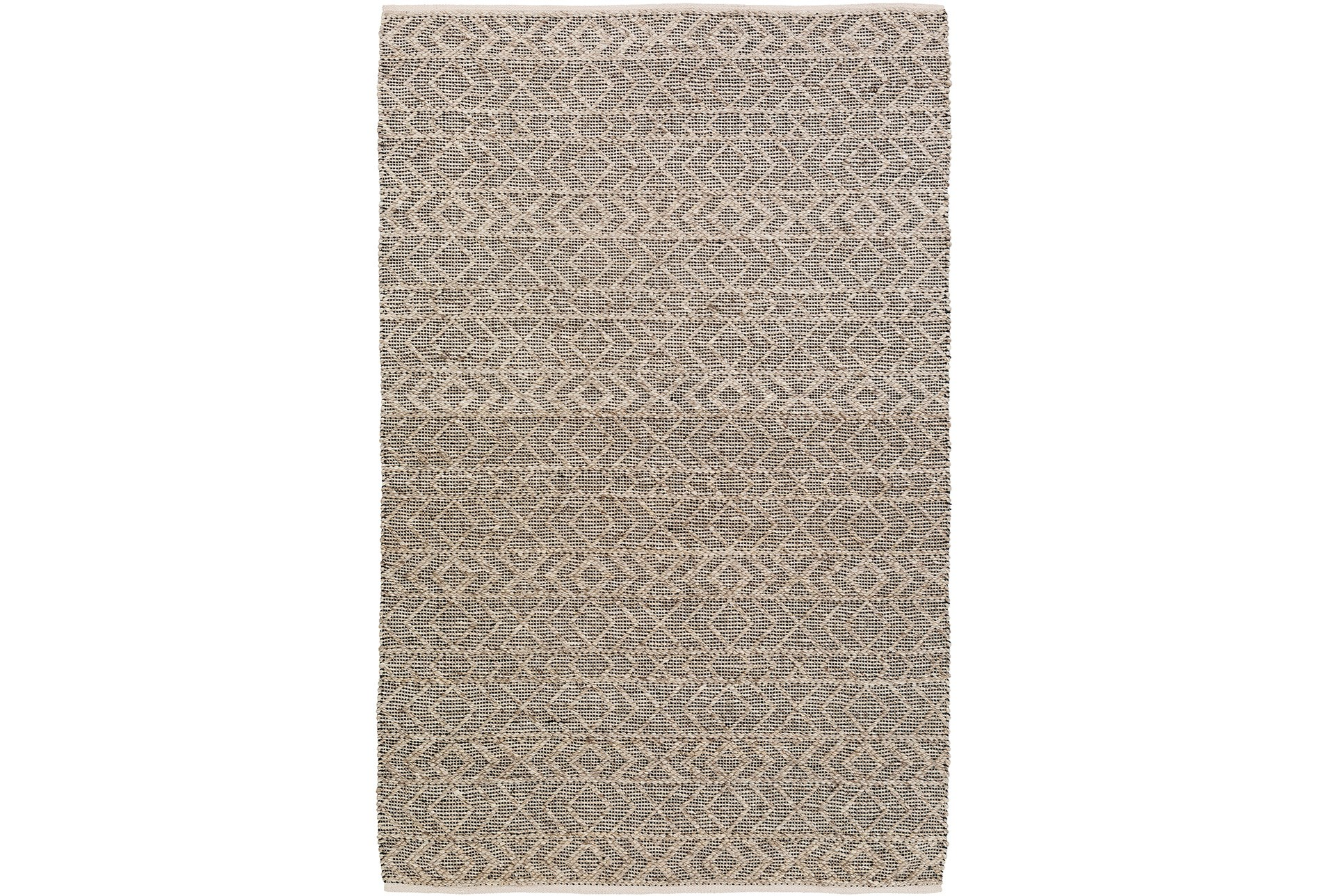96x120 Rug Diamond Stripe Dark Grey Qty 1 Has Been Successfully Added To Your Cart