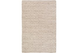 108X156 Rug-Diamond Stripe Taupe
