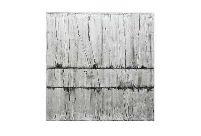 Picture-Silver Texture Abstract 30X30 - 360