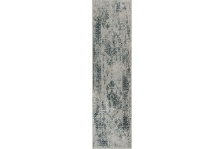 26X95 Rug-Antique Grey - Main