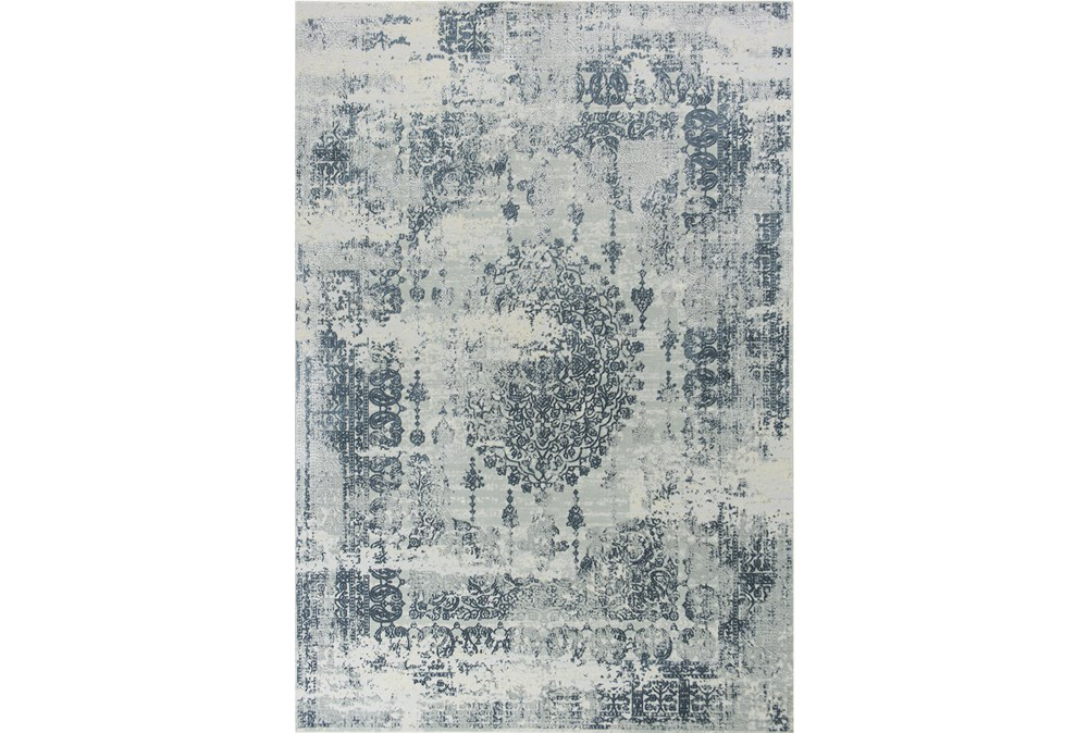 39X59 Rug-Antique Grey