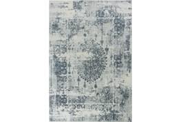 91X122 Rug-Antique Grey
