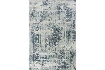 91X122 Rug-Antique Grey - Main