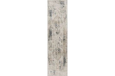 26X95 Rug-Antique Graphite - Main