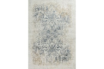 63X91 Rug-Antique Graphite