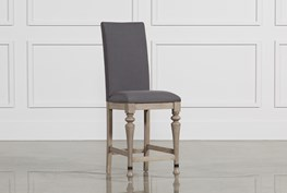 Caira Upholstered Counterstool