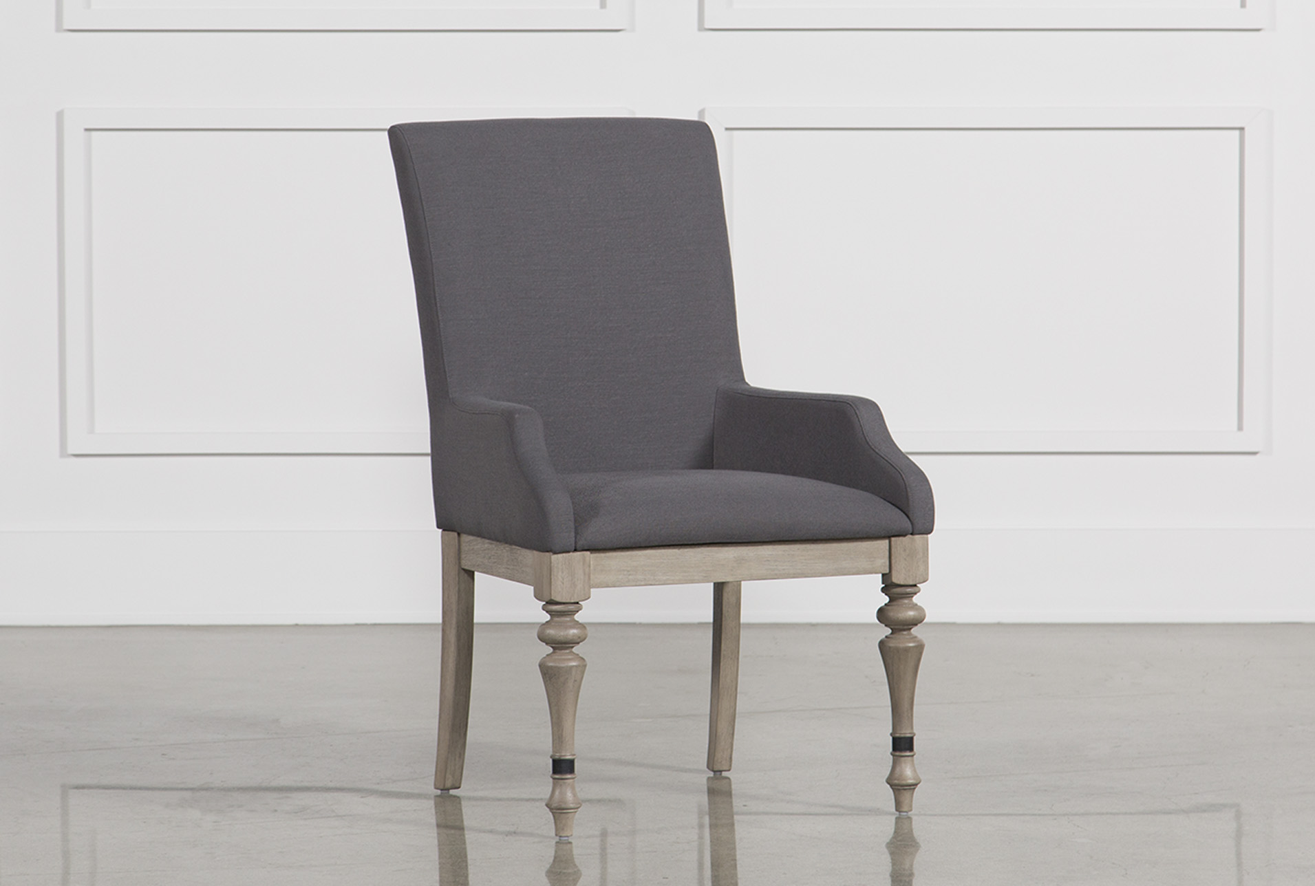 Caira Upholstered Arm Chair (Qty: 1) Has Been Successfully Added To Your  Cart.