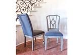 Caira Upholstered Diamond Back Side Chair - Room