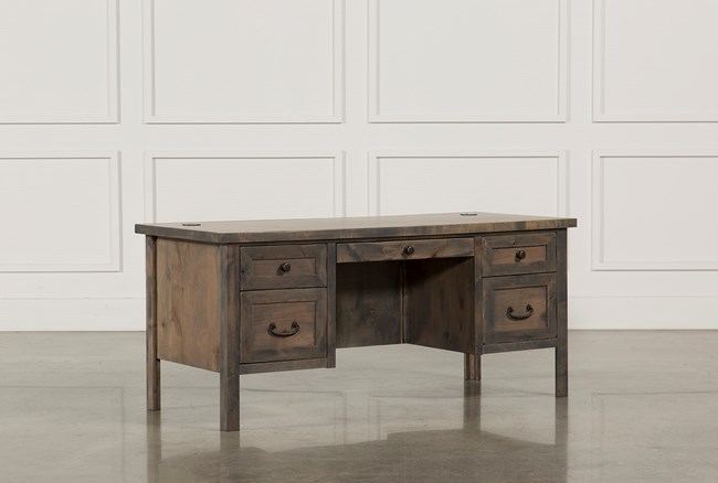Ducar II Executive Desk
