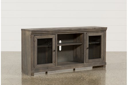Sinclair Grey 68 Inch TV Stand - Main