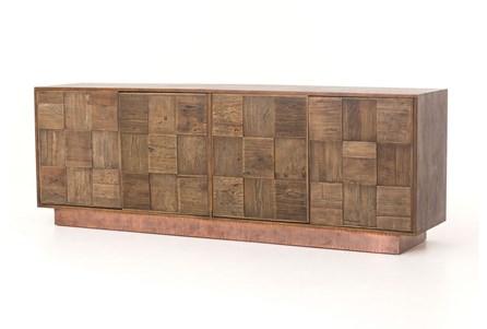 Reclaimed Elm 91 Inch  Sideboard