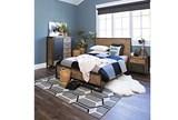 Accent Pillow-Graphite Fur 20X20 - Room