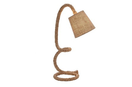 Table Lamp-Twisted Rope - Main